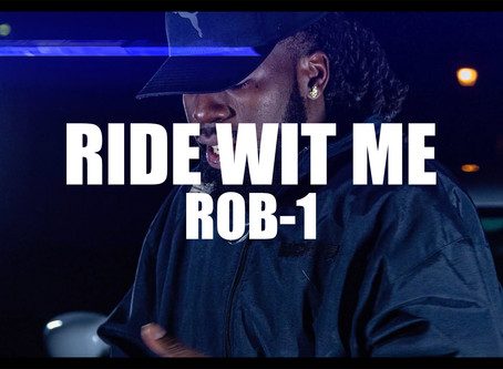 """""""Ride Wit Me"""" Rob-1 [Official Music Video]"""