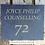 Thumbnail: Slate Tile House Sign (30x25)