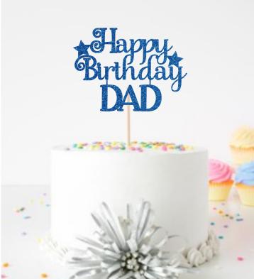 Happy Birthday (Dad/Daddy)