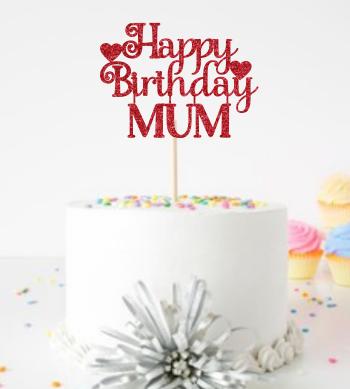 Happy Birthday (Mum/Mam/Mummy)