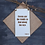 Thumbnail: Doric Door Hanger (Freens are the Femily)