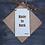 Thumbnail: Doric Door Hanger (Haste Ye Back)
