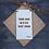 Thumbnail: Doric Door Hanger (Come In If Yer Feet's Clean)