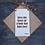 Thumbnail: Doric Door Hanger (Bless This Hoose)