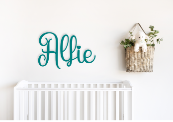 Personalised Wall Sign (Name)