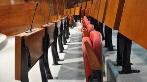 Butacas y Sistemas de Centro de Conferencia
