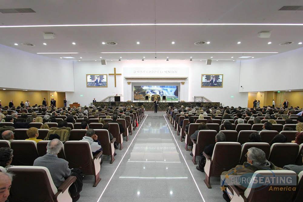 Butacas para Iglesias