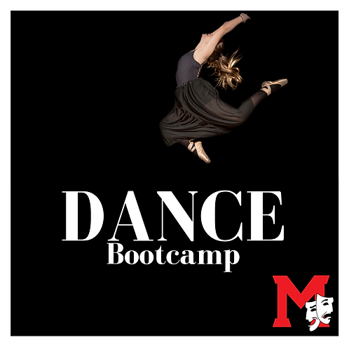 Dance Bootcamp - Entire Week