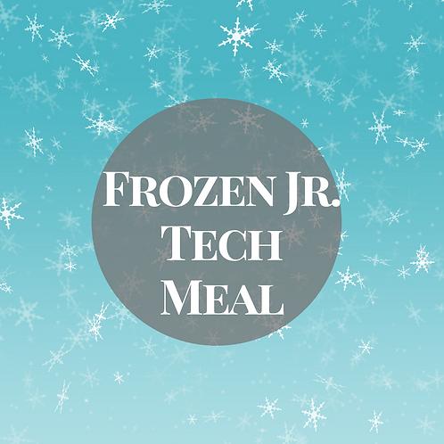 Frozen Jr Tech Week Meals