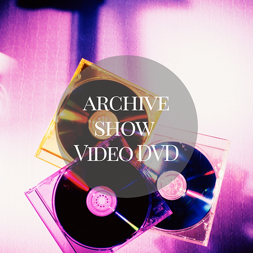 ARCHIVE SHOW VIDEO DVD