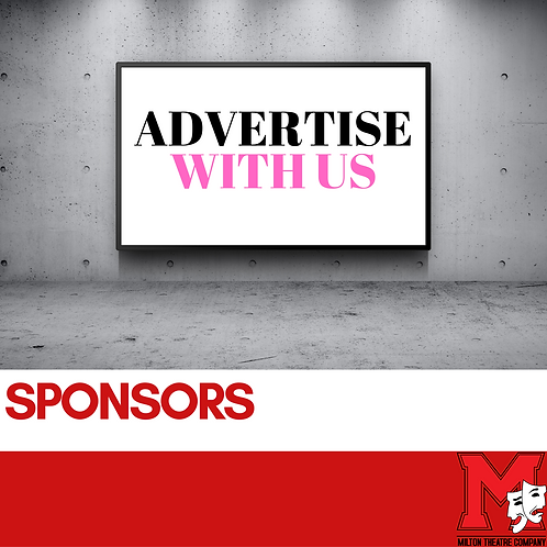 Sponsor Ad (One Business per Ad)
