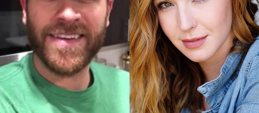 Q&A With Scott Evans and Camryn Grimes