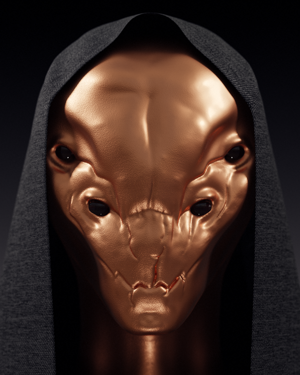 Alien Sculpting