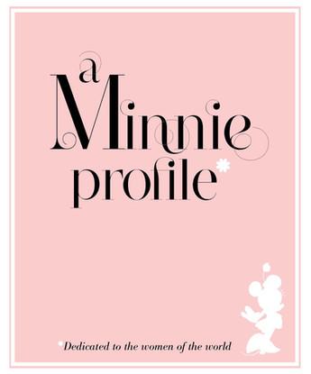 Disney Minnie Portfolio