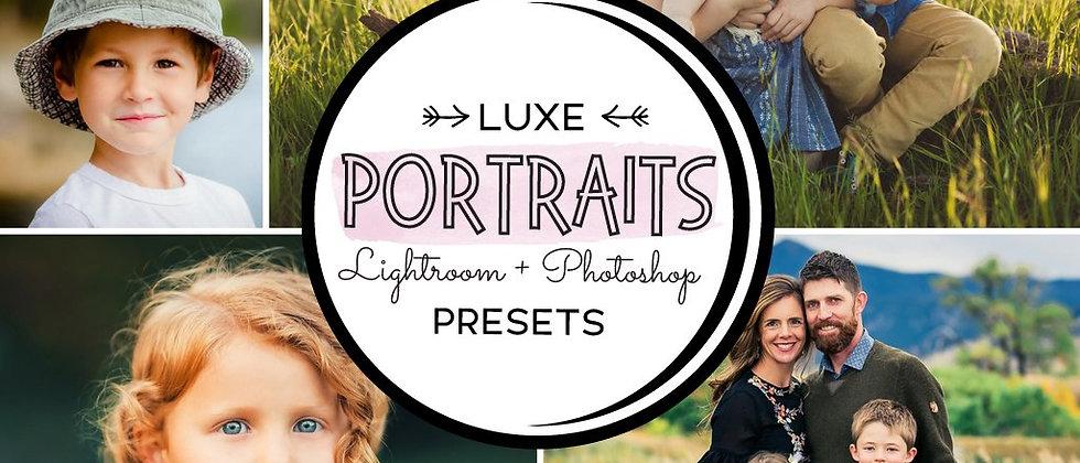 Portraits Presets