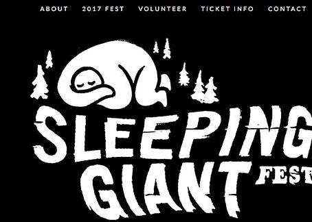 Sleeping Giant Film Fest!