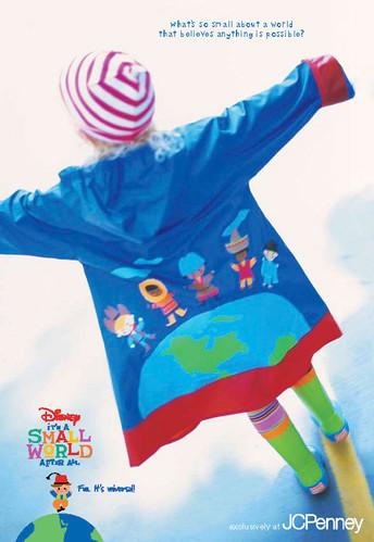 Disney X JC Penney Small World