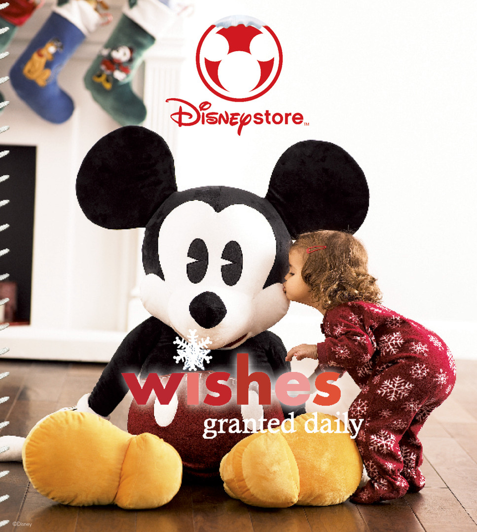 Disney Store Holiday