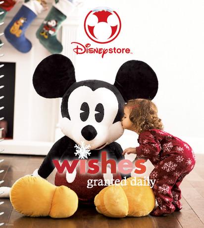 Disney Store Holiday