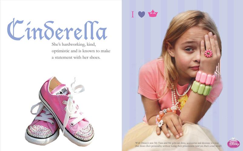 Disney Modern Princess