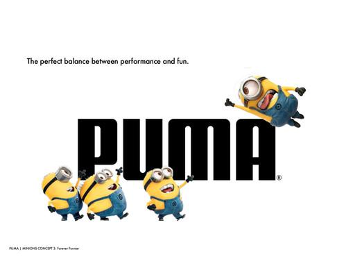 Puma x Minions
