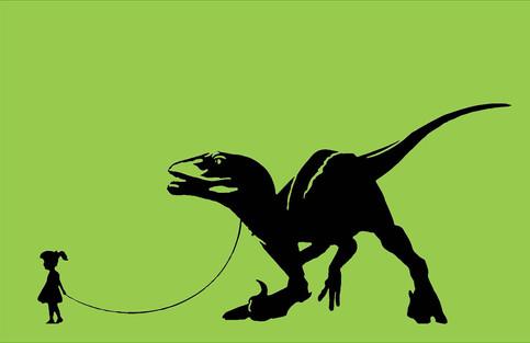 Jurassic Girl: NBC Universal Branding program to prove that girls love Dinos too!
