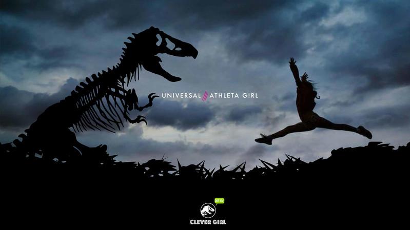 Athleta x NBC Universal