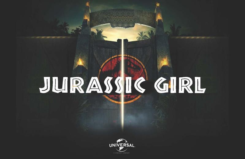 Universal x Jurassic Girl