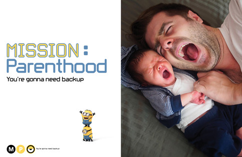 Minion Baby Branding program