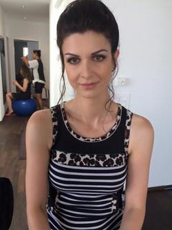 Trauzeuginnen Make-up