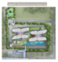 site map Botanic stacking plan- queens p