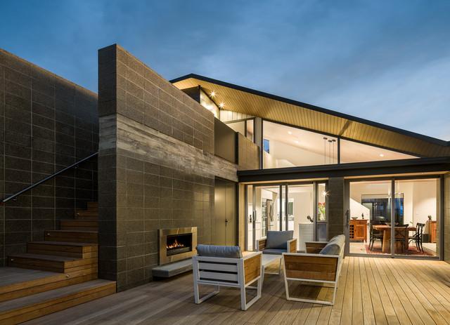 Exterior living spaces