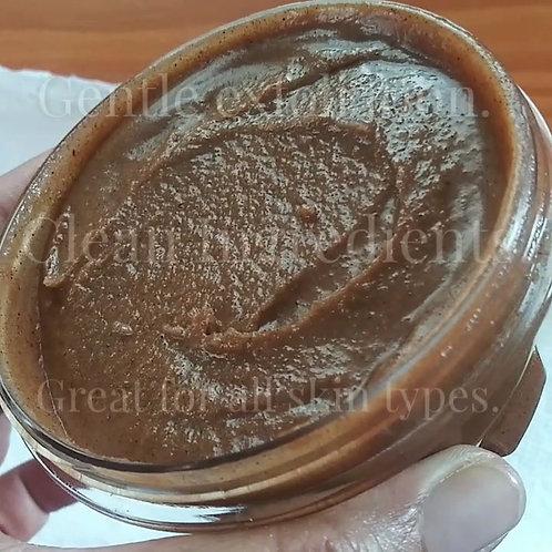 Spiced Brown Sugar Body Scrub (4oz)