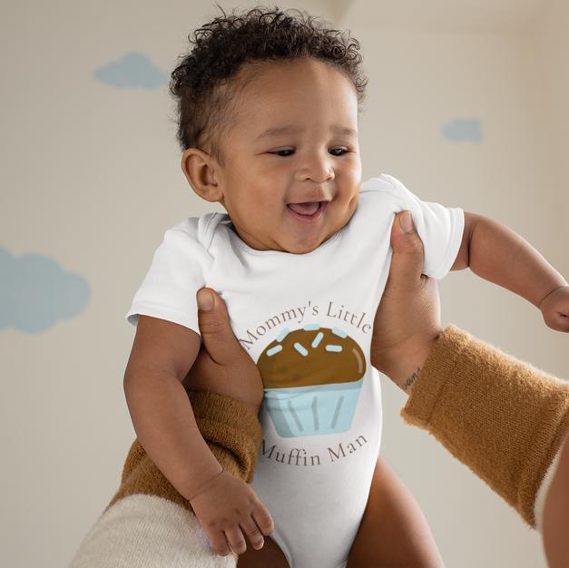 Mommy's Little Muffin Man - Onesie