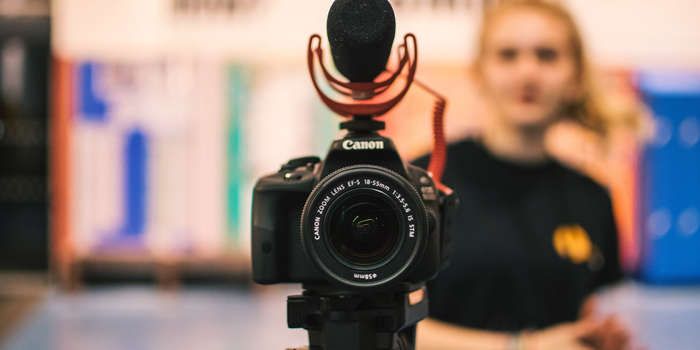 Media Production Open Evening