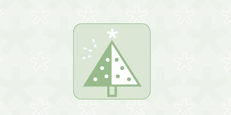 Make & Take Christmas Tree Party