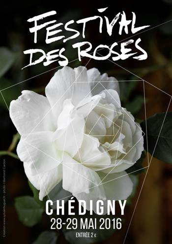 festival des roses de chédigny