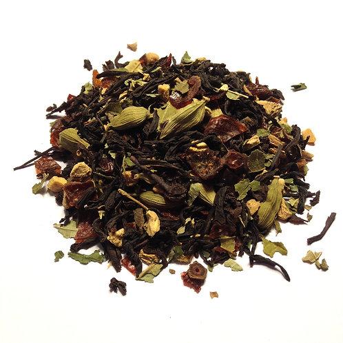 Thé noir aromatisé - Foulque III Nerra