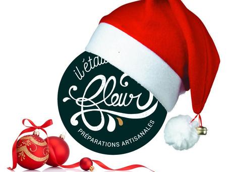 """En décembre, """"Il était une fleur..."""" se promène sur les marchés de Noël de Touraine"""