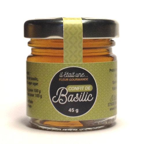Confit de Basilic