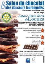 Salon du chocolat Loches 2016