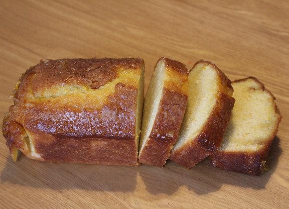 Orange and ginger tea loaf