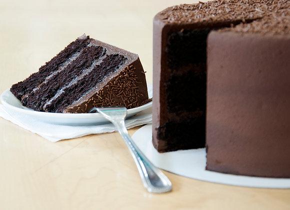 Dairy free/egg free chocolate cake