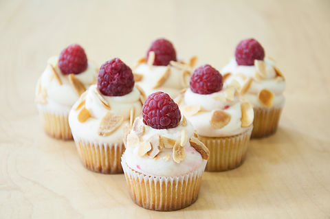 Mini raspberry triffle cupcake.jpg