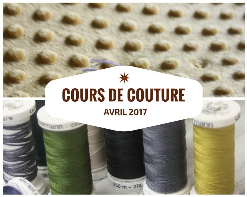 cours de couture à Aurillac