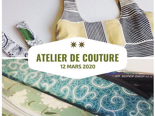 Atelier de Green couture - Nouveauté !