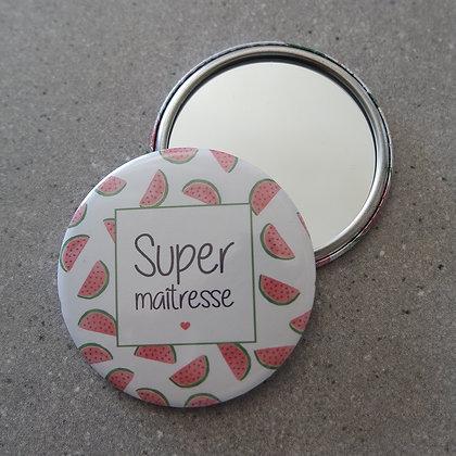 Miroir Maîtresse -WATERMELON