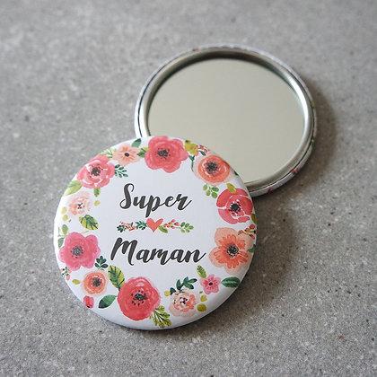 Miroir maman - FLOWER