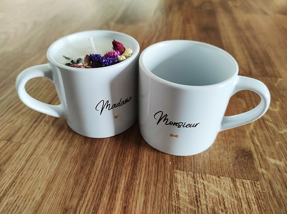Mini mug PERSONNALISABLE
