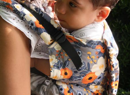 Zoom sur le Tula toddler : le préformé pour les bambins